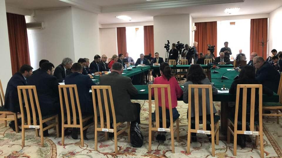 Comisia Juridica a Senatului României mi-a avizat favorabil candidatura pentru CCR